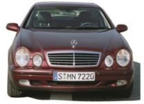 Mercedes-Benz CLK-klass (W208)