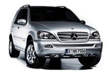 Mercedes-Benz ML-klass (W163)