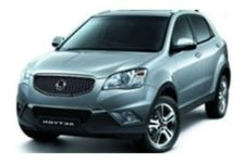 SsangYong New Actyon